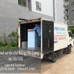 Xe tải chuyển nhà giá rẻ tại phố Đặng Thai Mai