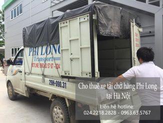 Xe tải chuyển nhà giá rẻ tại phố Nguyễn Thái Học