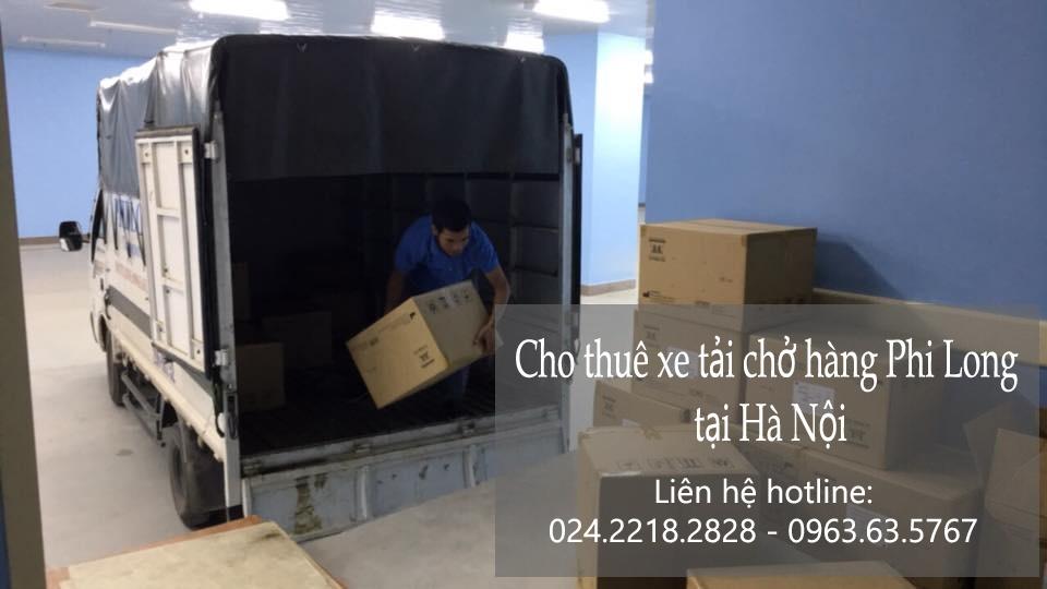 Xe tải chuyển nhà giá rẻ tại phố Lê Đại Hành