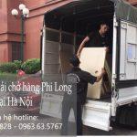 Dịch vụ cho thuê xe tải chuyển nhà giá rẻ tại phố Đội Cấn