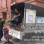 Dịch vụ xe tải chuyển nhà giá rẻ tại phố Kim Ngưu