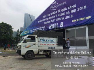 Xe tải chuyển nhà Phi Long tại phường Lĩnh Nam-096363.5767
