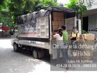Dịch vụ xe tải chuyển nhà giá rẻ tại phố Đông Các