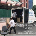 Dịch vụ xe tải chuyển nhà giá rẻ tại phố Gia Ngư