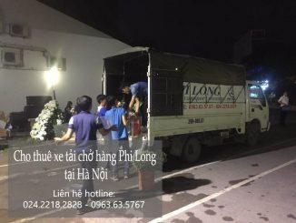Dịch vụ xe tải chuyển nhà giá rẻ tại quận 5 TP_HCM