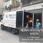 Dịch vụ cho thuê xe tải chuyển nhà giá rẻ tại phố Bà Triệu