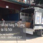Dịch vụ xe tải chuyển nhà giá rẻ tại phố Hoàng Cầu