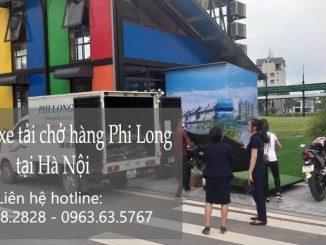 Dịch vụ xe tải chuyển nhà giá rẻ tại phố Nguyễn Cao