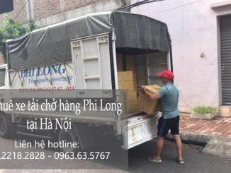 Dịch vụ xe tải chuyển nhà giá rẻ tại phố Hương Viên