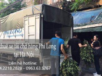 Dịch vụ xe tải chuyển nhà giá rẻ tại phố Hoàng Hoa Thám