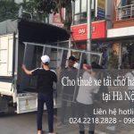 Xe tải chuyển nhà giá rẻ tại đường Hà Huy Tập