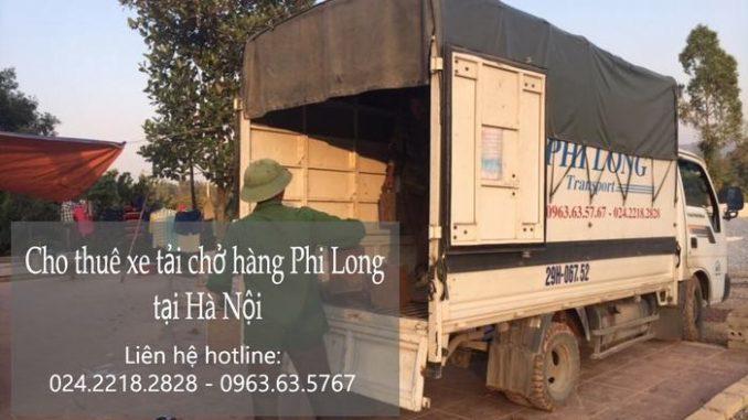 Xe tải chuyển nhà giá rẻ tại phố Cửa Đông