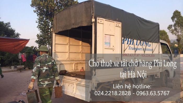 Dịch vụ xe tải chuyển nhà giá rẻ tại phố Tư Đình