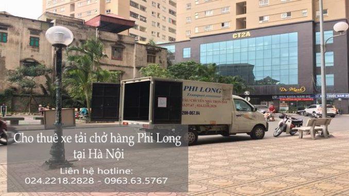 Xe tải chuyển nhà giá rẻ tại phố Đường Thành