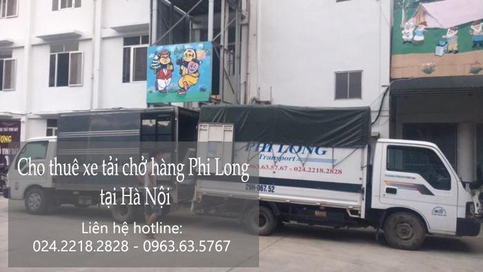 Xe tải chuyển nhà giá rẻ tại phố Ấu Triệu