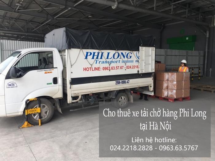 Dịch vụ xe tải chuyển nhà giá rẻ tại phường Thành Công