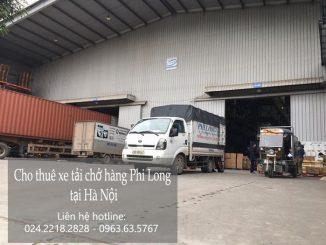 Dịch vụ xe tải chuyển nhà giá rẻ tại phố Hoàng Diệu
