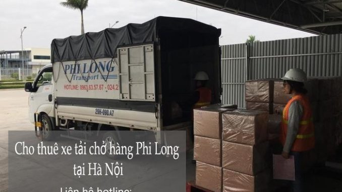 Xe tải chuyển nhà giá rẻ tại phố Hàng Da