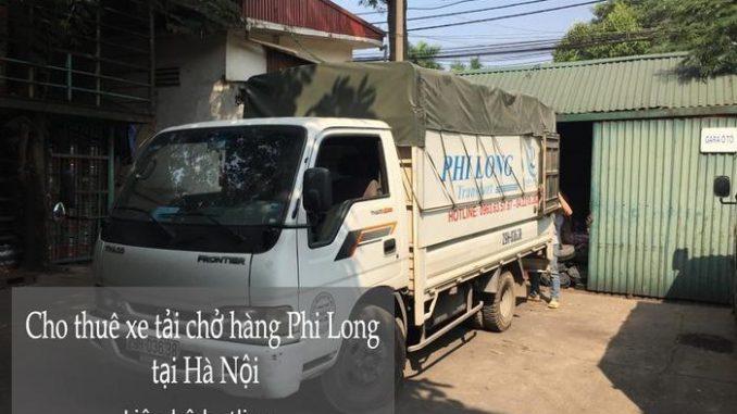 Xe tải chuyển nhà giá rẻ tại phố Hàng Chai