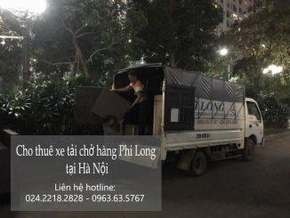 Dịch vụ xe tải chuyển nhà giá rẻ tại đường La Thành
