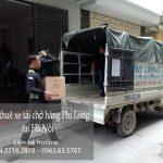 Dịch vụ xe tải chuyển nhà giá rẻ tại phố An Xá 2019
