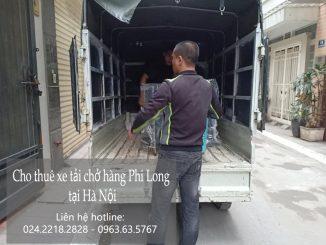 Xe tải chuyển nhà giá rẻ tại phố Đào Tấn