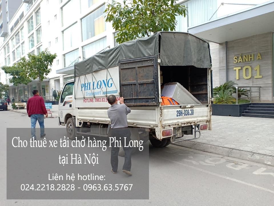 Xe tải chuyển nhà giá rẻ tại phố Nguyễn Phạm Tuân
