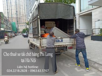 Xe tải chuyển nhà giá rẻ tại phố Mai Anh Tuấn