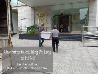 Dịch vụ xe tải chuyển nhà giá rẻ tại phố Nguyễn Ngọc Hân
