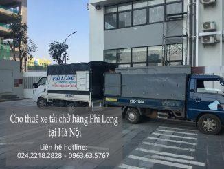 Xe tải chuyển nhà giá rẻ tại phố Nguyễn Bỉnh Khiêm