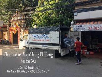 Dịch vụ xe tải chuyển nhà giá rẻ tại phố Mai Hắc Đế