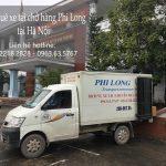 Dịch vụ xe tải chuyển nhà giá rẻ tại phố Hoàng Thế Thiện