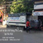 Dịch vụ xe tải chuyển nhà giá rẻ tại phố Lò Đúc