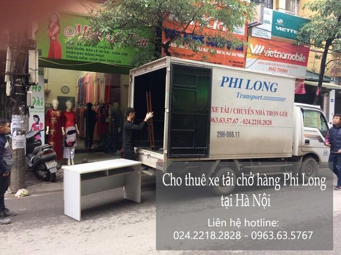 Dịch vụ xe tải chuyển nhà giá rẻ tại đường Duy Tân 2019