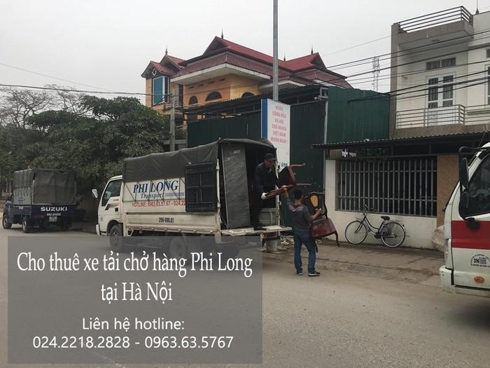 Xe tải chuyển nhà giá rẻ tại phố Mai Chí Thọ