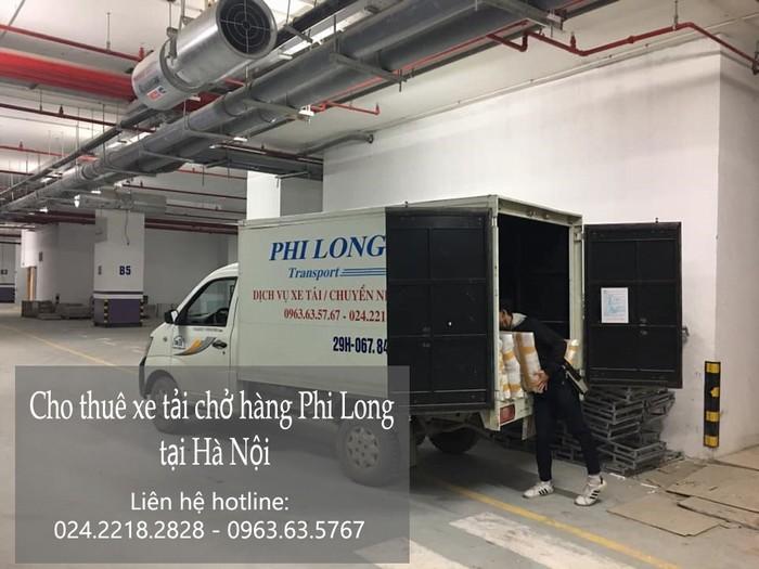 Taxi tải Phi Long luôn đảm bảo an toàn