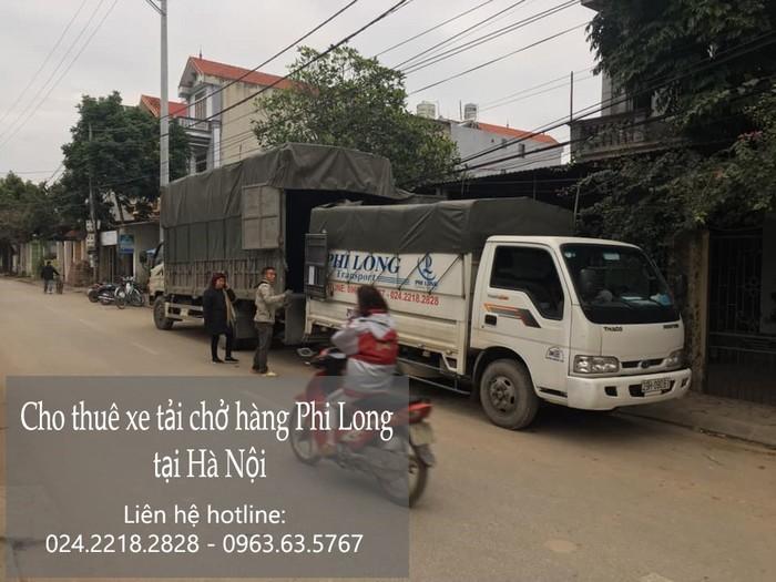 Xe tải chuyển nhà giá rẻ Phi Long