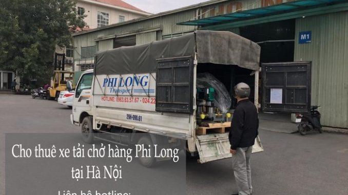 Xe tải chuyển nhà giá rẻ tại phố Nam Đuống