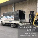 Dịch vụ xe tải chuyển nhà giá rẻ tại phố Nguyễn Hiền