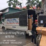Dịch vụ xe tải chuyển nhà giá rẻ tại phố Nguyễn Như Đổ 2019
