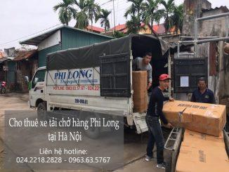Dịch vụ xe tải chuyển nhà tại phố Vũ Trọng Khánh