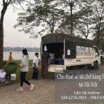 Dịch vụ xe tải chuyển nhà giá rẻ tại phố Nguyễn Xí
