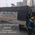 Dịch vụ xe tải chuyển nhà giá rẻ tại đường Châu Văn Liêm