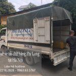 Xe tải chuyển nhà giá rẻ Phi Long tại phố Ỷ Lan