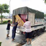 Xe tải chuyển nhà giá rẻ tại phố Nguyễn Trãi
