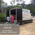 Dịch vụ xe tải chuyển nhà giá rẻ tại đường Thanh Niên