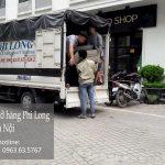 Dịch vụ xe tải chuyển nhà giá rẻ tại phố Vệ Hồ