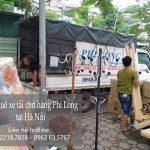 Dịch vụ xe tải chuyển nhà giá rẻ tại đường Vọng Đức