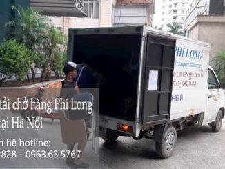 Xe tải chuyển nhà giá rẻ tại phố Hồng Quang