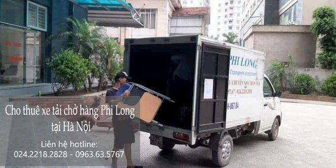 Xe tải chuyển nhà giá rẻ Phi Long tại phường Lê Đại Hành